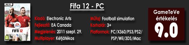 Fifa F12