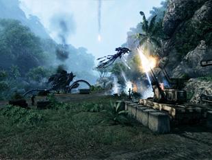 Crysis Xbox 360 (a kép nagyítható)