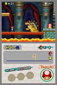 New Super Mario Bros. (a kép nagyítható)