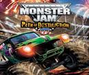 Monster Jam - Path of Destruction (PSP teszt)