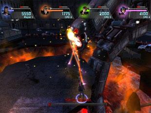 Ghostbusters - Sanctum of Slime (a kép nagyítható)