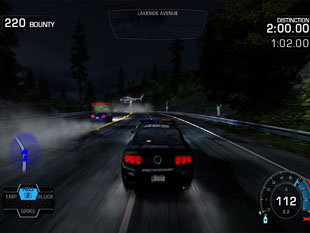 Need For Speed: Hot Pursuit (a kép nagyítható)