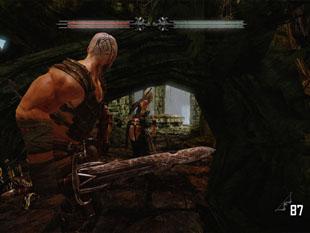 Hunted - The Demons Forge (a kép nagyítható)