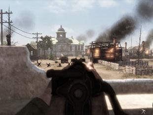 Red Orchestra 2: Heroes of Stalingrad (a kép nagyítható)