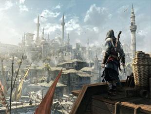 Assassin's Creed: Revelations (a kép nagyítható)