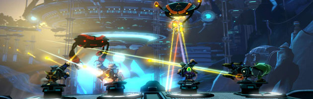 Ratchet and Clank – All 4 One