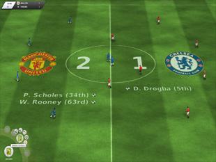Fifa Manager 12 (a kép nagyítható)