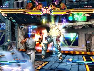 Street Fighter X Tekken (a kép nagyítható)