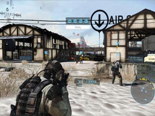 Ghost Recon: Future Soldier (a kép nagyítható)