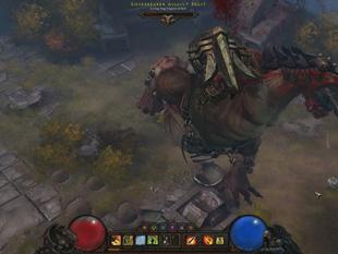 Diablo III Beta (a kép nagyítható)