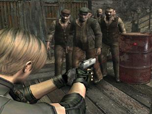 Resident Evil 4 HD (a kép nagyítható)