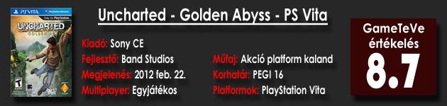 Uncharted - Golden Abbys HD