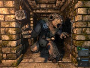 Legend of Grimrock HD (a kép nagyítható)