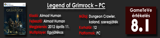 Legend of Grimrock HD