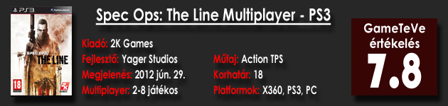 Spec Ops: The Line Multiplayer
