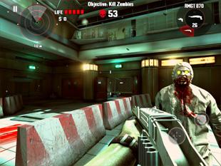 Dead Trigger HD (a kép nagyítható)