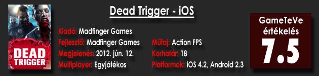 Dead Trigger HD