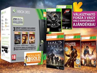 Xbox 360 Extreme Value Bundle (a kép nagyítható)