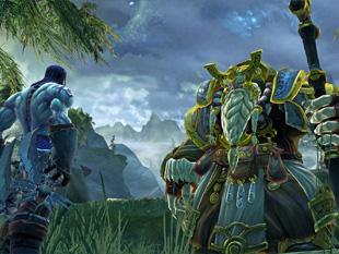 Darksiders II (a kép nagyítható)