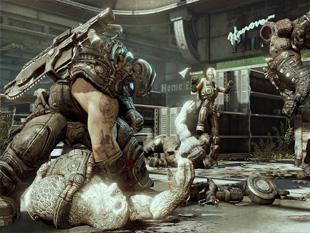 Gears of War 3 HD (a kép nagyítható)