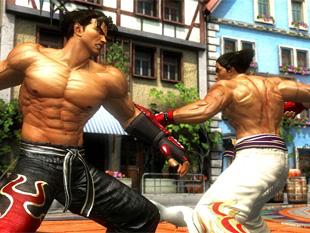 Tekken Tag Tournament 2 (a kép nagyítható)