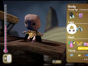 LittleBigPlanet PS Vita (a kép nagyítható)