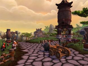 World of Warcraft - Mists of Pandaria (a kép nagyítható)