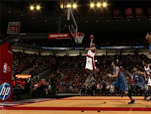 NBA 2K13 (a kép nagyítható)