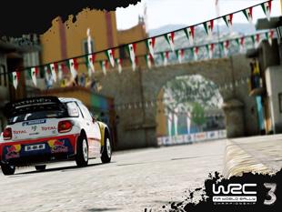 WRC 3 (a kép nagyítható)
