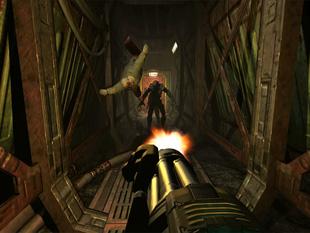 Doom 3 BFG Edition (a kép nagyítható)