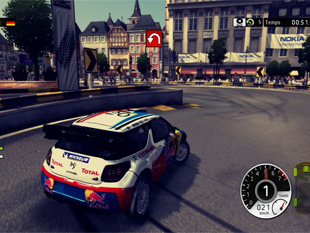 WRC 2 (a kép nagyítható)