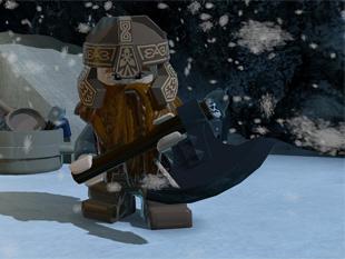 LEGO Lord of the Rings (a kép nagyítható)