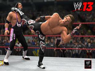 WWE 13 (a kép nagyítható)