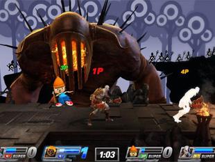 PlayStation All-Stars Battle Royal BETA (a kép nagyítható)