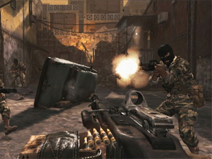Call of Duty - Black Ops - Declassified (a kép nagyítható)