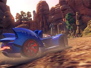 Sonic & All-Stars Racing Transformed (a kép nagyítható)