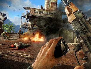 Far Cry 3 (a kép nagyítható)
