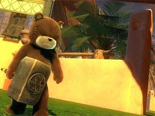Naughty Bear - Panic in Paradise (a kép nagyítható)