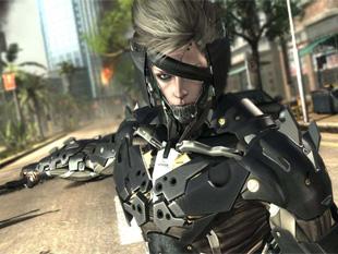Metal Gear Rising - Revengeance (a kép nagyítható)