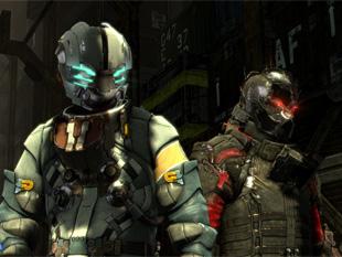 Dead Space 3 (a kép nagyítható)