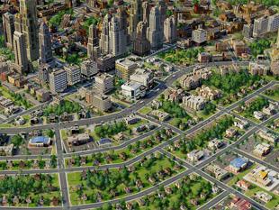 SimCity (a kép nagyítható)