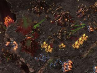 Starcraft 2 - Heart of the Swarm (a kép nagyítható)