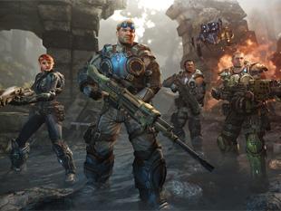 Gears of War: Judgment (a kép nagyítható)