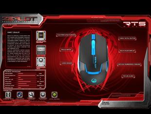 Team Scorpion Zealot Gaming Mouse (a kép nagyítható)