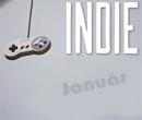 Indie játékfelhozatal januárból - Kicsik a borsok, de erősek