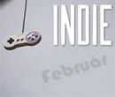 Indie játékfelhozatal februárból - Kicsik a borsok, de erősek