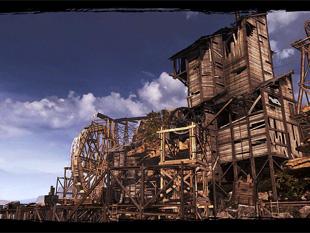 Call of Juarez: Gunslinger (a kép nagyítható)