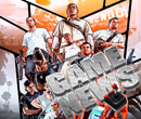Bemutatkoztak a GTA V szereplői - GTV NEWS 18. hét - 1. rész