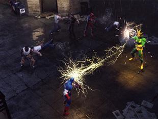 Marvel Heroes (a kép nagyítható)