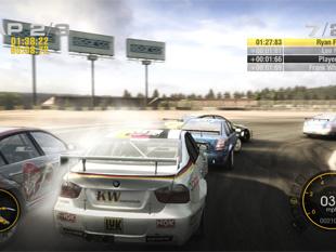 Race Driver: GRID (a kép nagyítható)